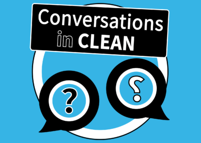 Conversations In Clean Podcast