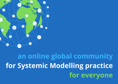 Online Systemic Modelling Practice Groups